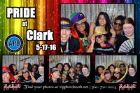 Pride at Clark 5-17-16
