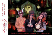 3-25-17 Oregon Pro Arte Chamber Orchestra Mad Hatter Ball