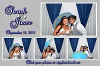 Sarah & Joser 9-12-15