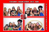 Taylor's Graduation Party 6-14-15